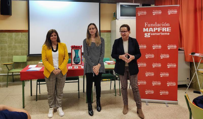 Taller-financiero-para-jóvenes con MAPFRE