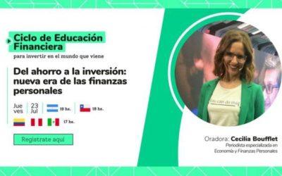 Impulsan la educación financiera para potenciar las inversiones personales