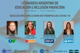 I Congreso Argentino de Educación e Inclusión Financiera
