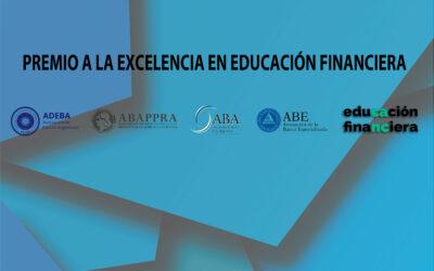 ¨Premio a la Excelencia en Educación Financiera¨