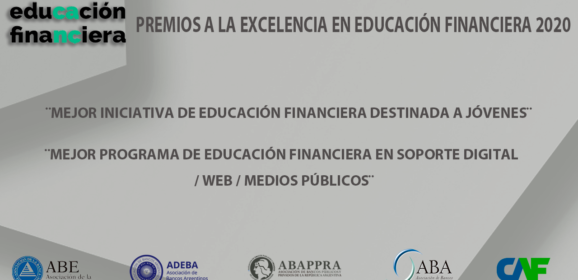 Premios a la Excelencia en Educación Financiera 2020