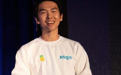 Un CEO de 22 años utiliza una app de educación financiera para enseñar a la Generación Z