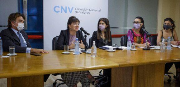 Hacia la igualdad de género en el mercado de capitales – Argentina