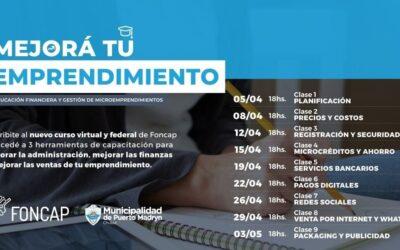 Madryn: Invitan a capacitación sobre educación financiera – Argentina