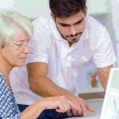 Banco Nación lanzó un portal de educación financiera para adultos mayores